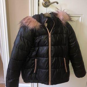 Michael Kors Girls puffer jacket